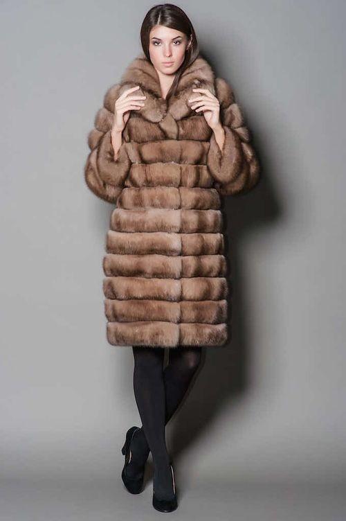 Фасон пальто