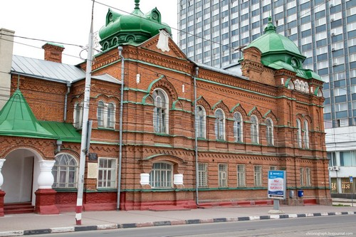 Дом офицеров г. Ульяновск