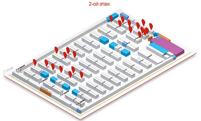 Обзор каталога шуб и магазинов в ТЦ Москва