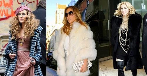 Шубы Saga Furs