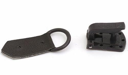 Крючки-клипсы для шубы из металла