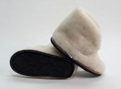 Меховая обувь