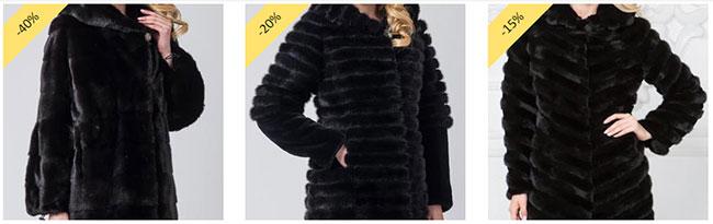 скидки в Mink Furs