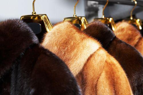 Хранение меховых изделий