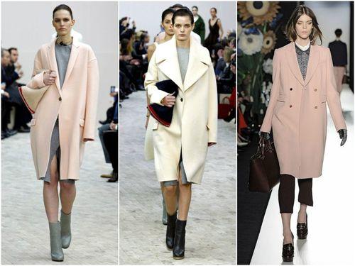 Женские пальто оверсайз