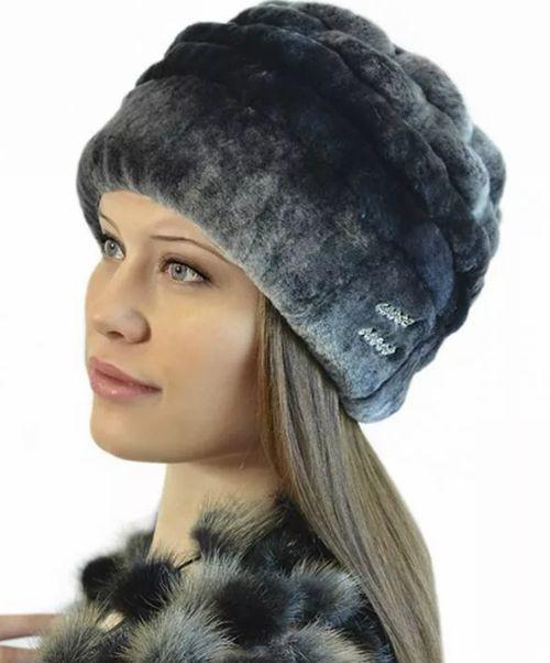 Обзор популярных фасонов шапок из мутона