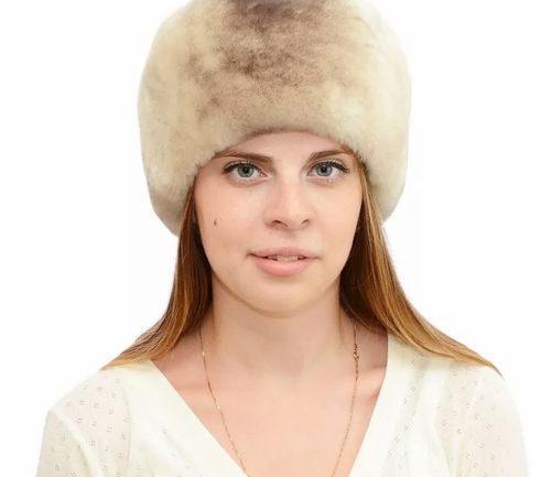 Мутоновая шапка боярка