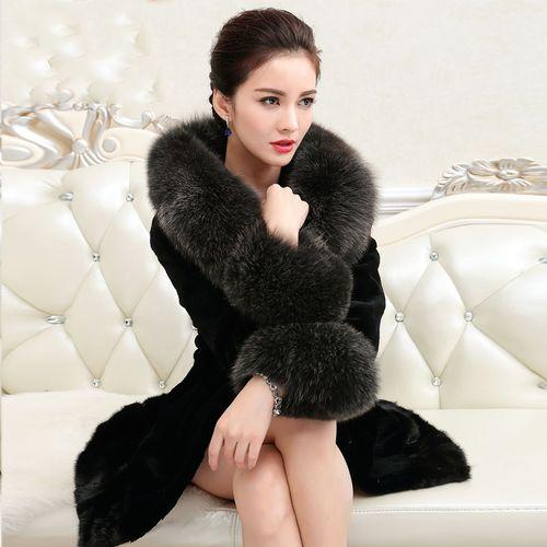 Модная шуба из Китая